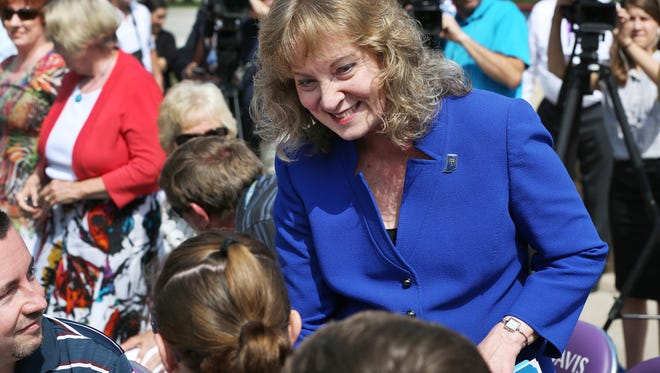 Indiana Superintendent of Public Instruction Glenda Ritz