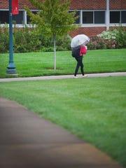 University of South Dakota, Monday, Oct. 2, in Vermillion.