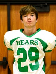 Margaretta senior James Weaver is a receiver on the News-Messenger/News Herald team.