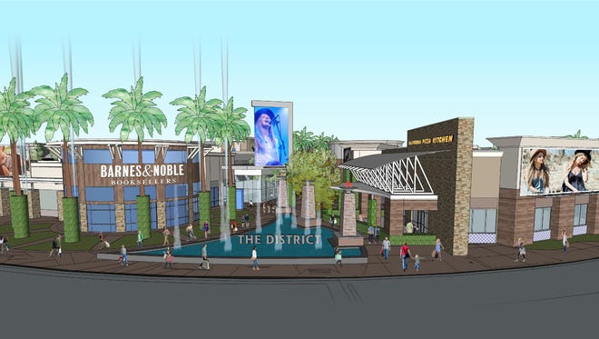 Desert Ridge Marketplace in north Phoenix is undergoing a $15 million makeover.