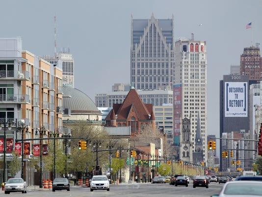 Detroit Midtown