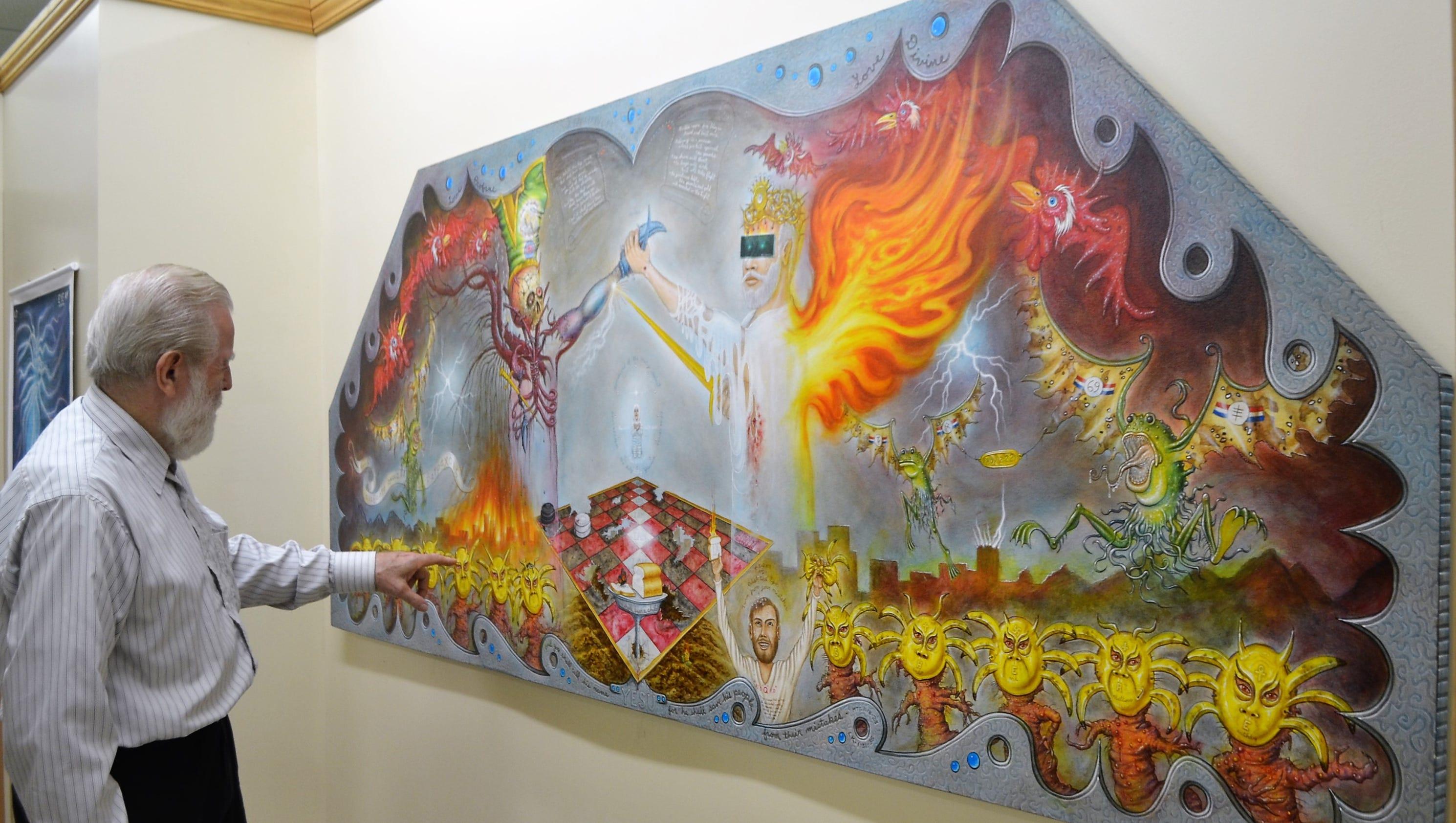 Controversial Artist Norbert Kox To Open Museum Of His