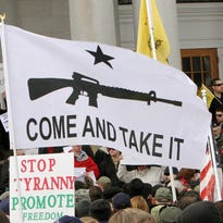 For many Americans, the Second Amendment is a defense against their own government