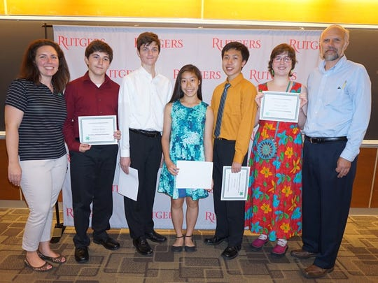 Union County 4-H members who competed at the annual