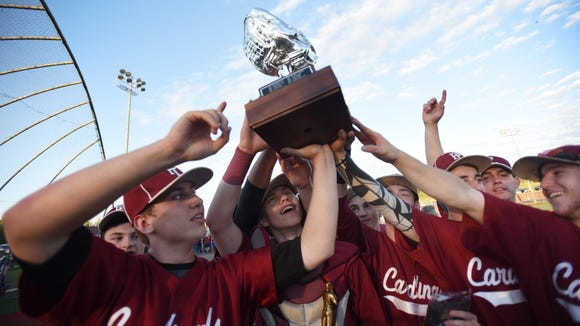 Pompton Lakes is the defending Passaic County baseball champion. The Cardinals are the No. 7 seed for the 2018 tournament, which begins this weekend.