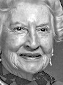 Mildred (Millie) Pequignot Marsh, 95