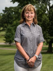 Speaker of the House Beth Harwell at her home, Thursday,