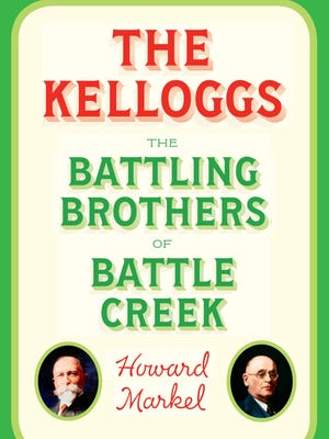 """""""The Kelloggs"""" is a finalist for the National Book Critics Circle Award. The ceremony to decide the winner is on Thursday."""