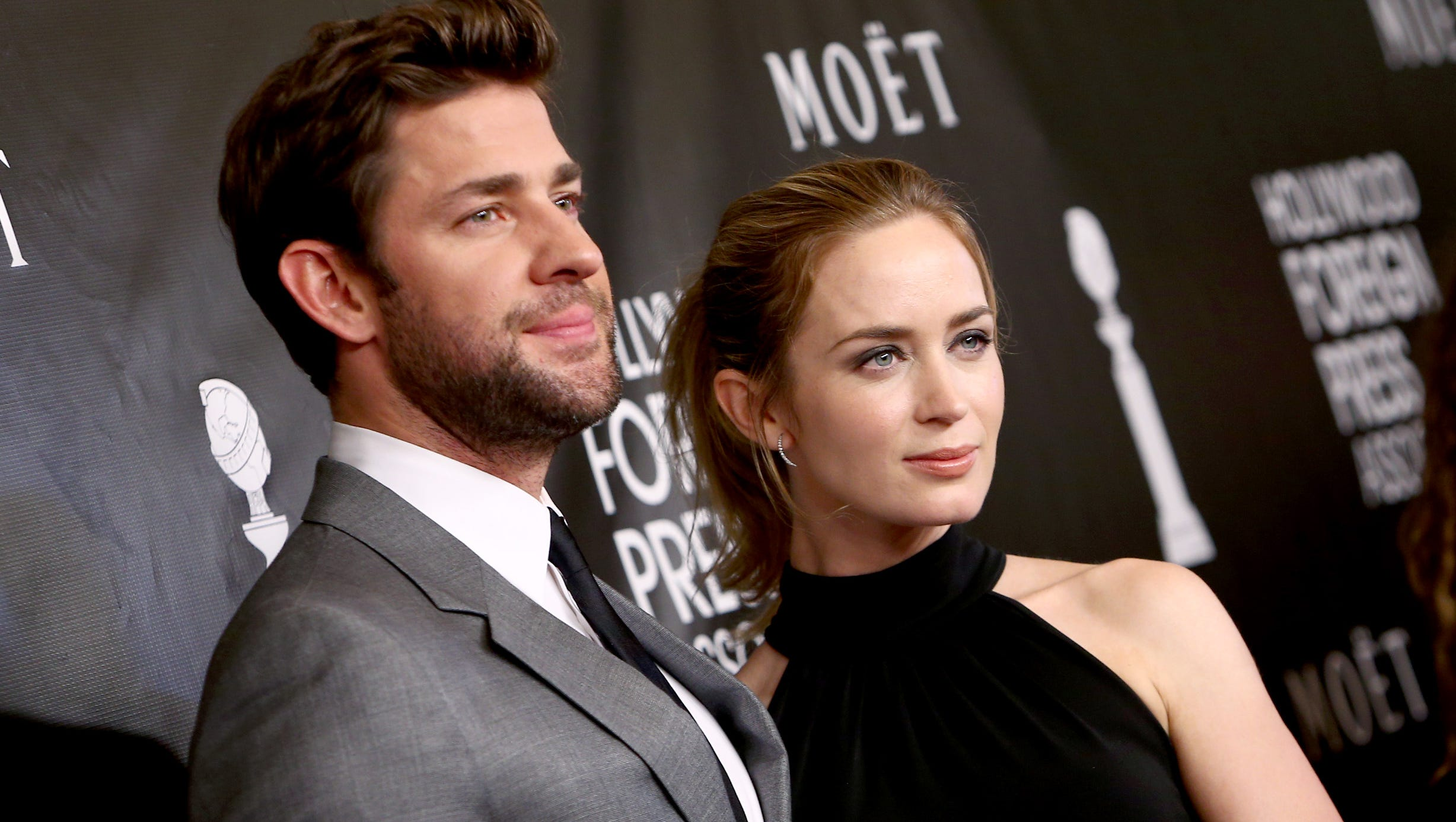 Emily Blunt And Husband John Krasinski Are Expecting Again