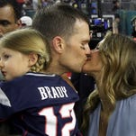 DAHLBERG: Magical night for Brady and the Patriots