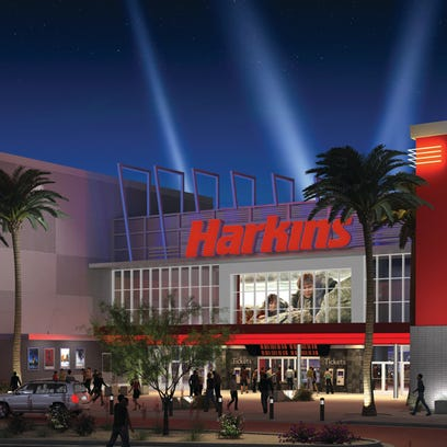Goodyear movie-goers will be treated to the ultimate