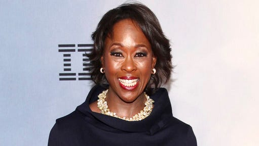 """FILE - In this Dec. 10, 2016, file photo, author Margot Lee Shetterly attends the special screening of """"Hidden Figures"""" in New York. Viking said, Monday, April 10, 2017, that it had a two-book deal with Margot Lee Shetterly that will continue her quest to tell of African-Americans who have been overlooked by historians."""