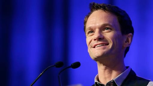 """Neil Patrick Harris speaks at Book Expo America in New York. On Tuesday, NBC announced that the network is bringing Harris back to series television as host of a comedy-variety series. The new show is based on the successful British TV format, """"Ant and Dec's Saturday Night Takeaway."""" NBC did not announce an official title or premiere date for its adaptation, which will air for 10 episodes."""