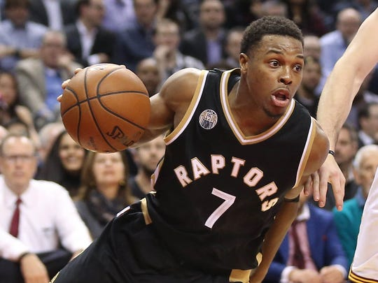 Kyle Lowry was selected to his second All-Star game