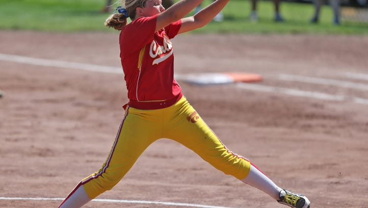 11 photos: Carlisle vs. Boone Class 4A softball