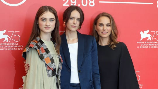 Natalie Portman talks Time's Up, calls for action at star-studded Power of Women luncheon