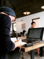 Go to Hub Coffee Roasters for a peaceful work or study session.