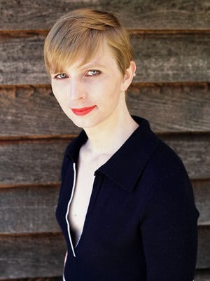 This is Chelsea Manning the transgender former soldier one day after being released from a top-security US military prison. Manning, a former army intelligence analyst, posted a picture of herself on social media with short blonde hair, lipstick and mascara, wearing a V-neck navy blue top with white trim. The photo replaced an old Twitter profile picture that had shown Manning in her previous incarnation as Bradley Manning, a male soldier in military uniform and beret.