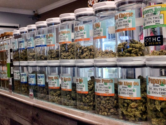 Liquor Control Commission to seek $7 million in pot taxes to track medical marijuana