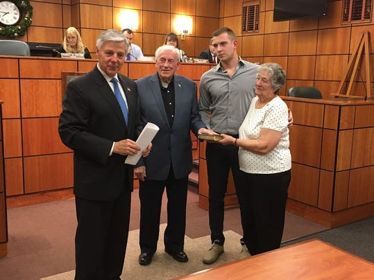 Sisco appointed to kinnelon council