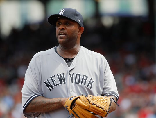 MLB: Game One-New York Yankees at Boston Red Sox