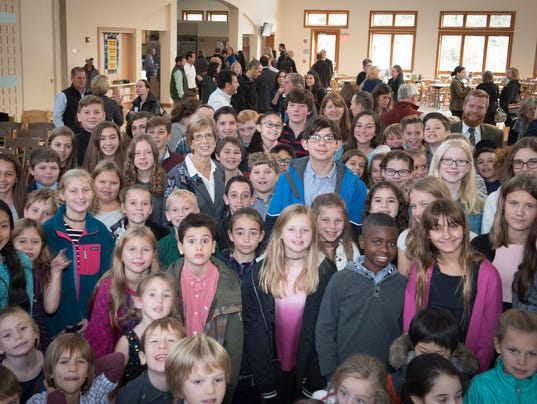 636467769813119473-Courier-News-Willow-School-Whitman-and-Students.jpeg