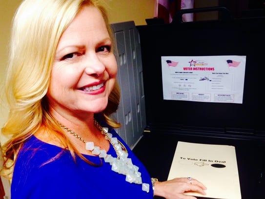 """Brevard County Supervisor of Elections says that, with more people running for office, there are """"more people participation in our democracy. That's never a bad thing."""""""