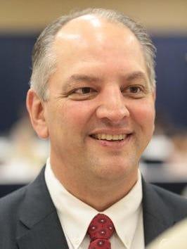 Gov.-elect John Bel Edwards