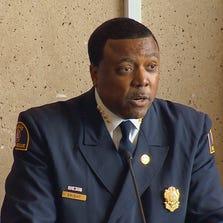 Dallas Fire-Rescue Chief Louie Bright