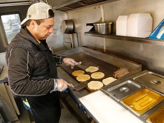 LAF Food Trucks