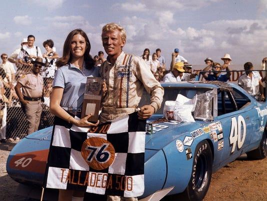 1970 Talladega 500 Victory Lane