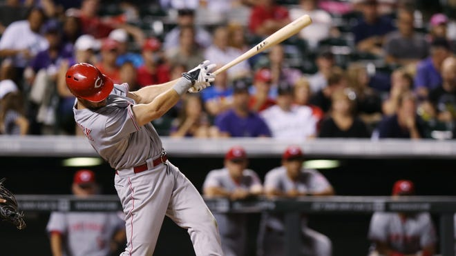 Wherever it is, Ryan Ludwick wants to play for a chance to win a ring.