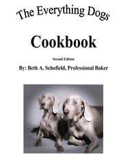 """The Everything Dogs Cookbook"" serves pet owners who want to cook their own dog food and treats."
