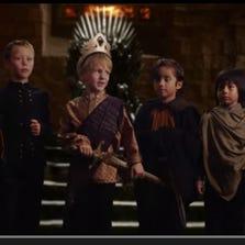 Kids Reenact Emmys