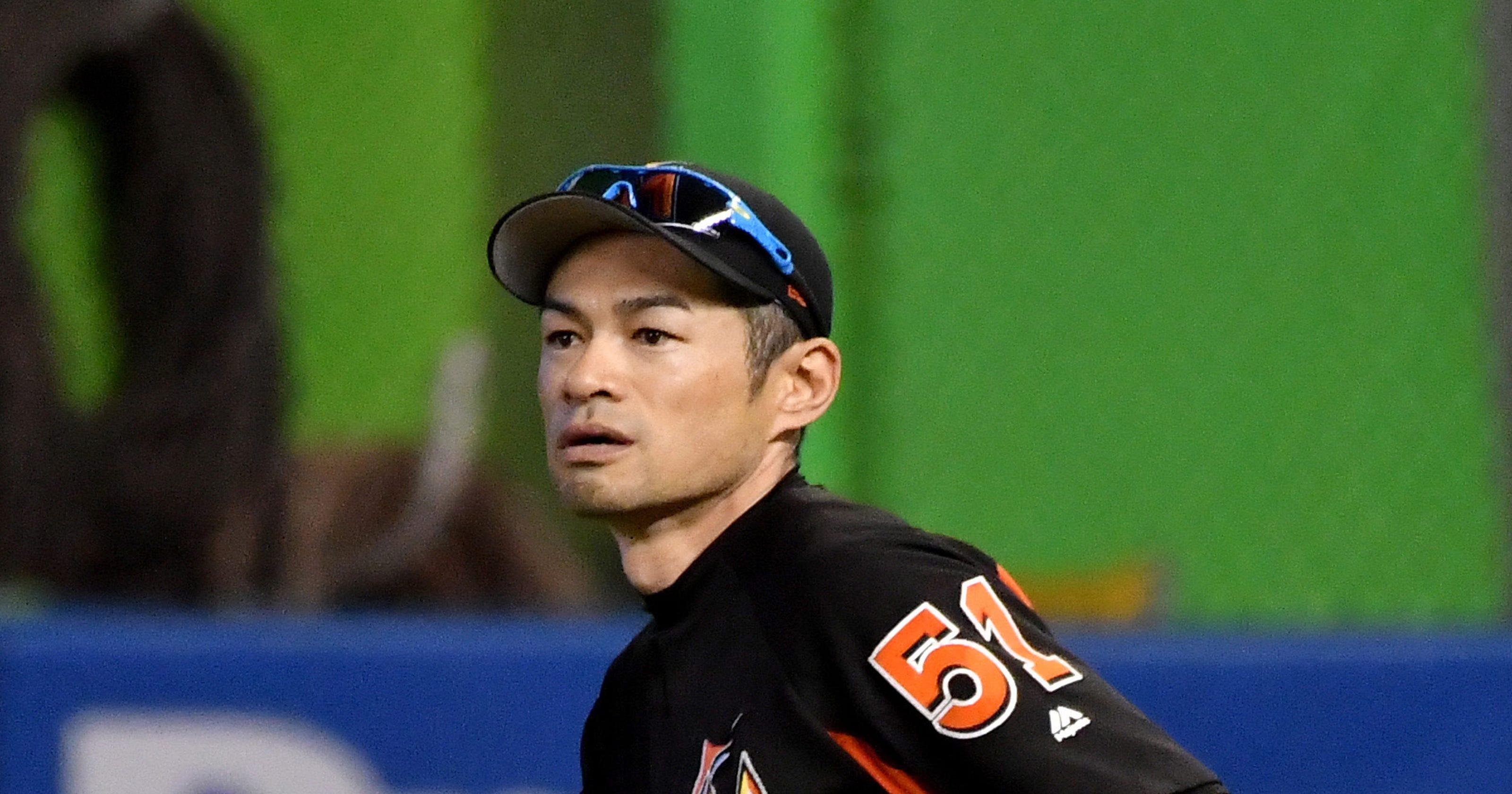 Ichiro Suzuki, 44, Mariners near agreet on contract