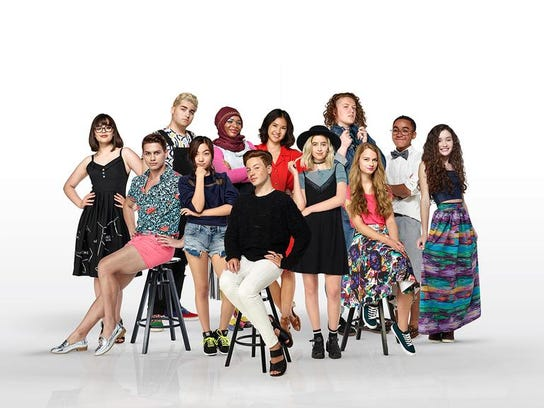 "Season two of Lifetime's ""Project Runway Junior"" premieres"