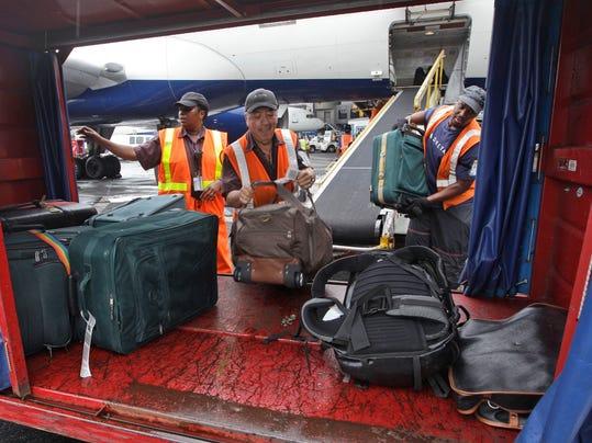AP Airlines-Bag Fees