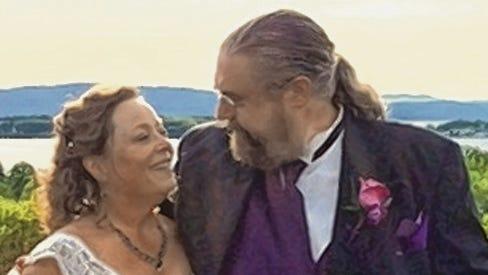 Jane Bouffard and Gary Lambert
