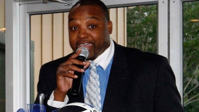 Anthony Washington was president of the Tallahassee Jrs. Volleyball Club.