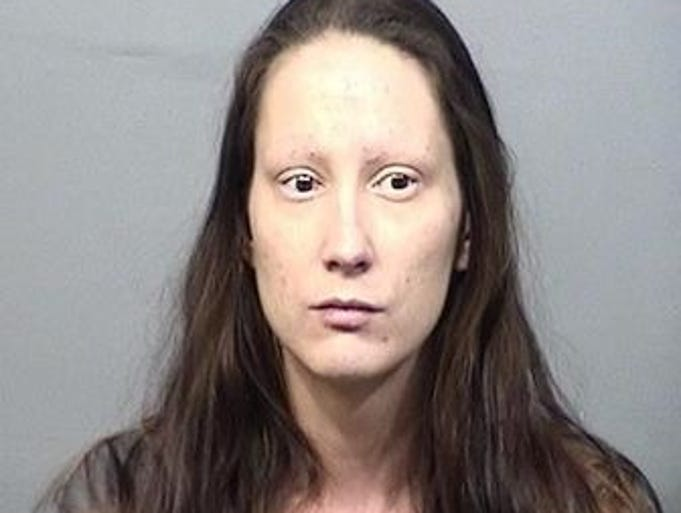 Tabbatha Beedy, 30, of Cape Canaveral, charges: Intro