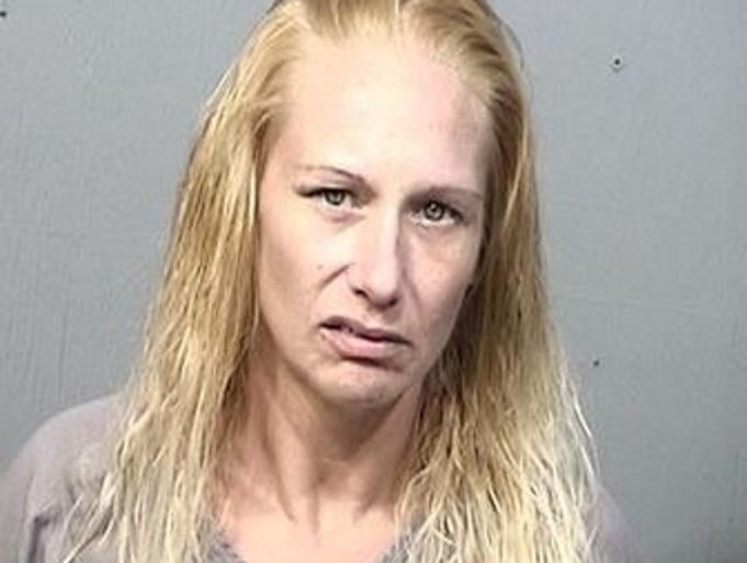 Jennifer Crowley, 34, of Barefoot Bay, charges: Battery