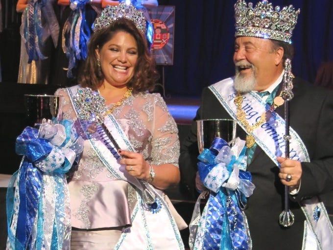 Krewe Gemini Royalty Coronation XXX was Aug. 18 at