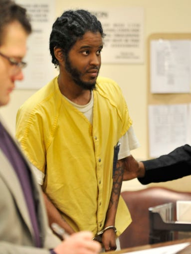 Defendant Alonzo Long Jr., charged in the fatal shootings