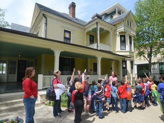 Both kids and adults can discover Asheville's history