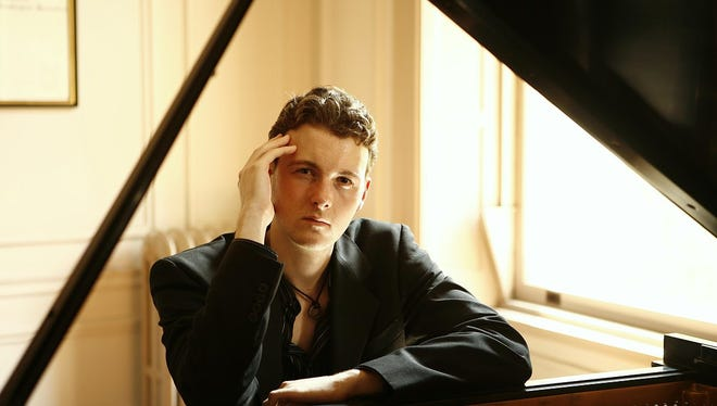 Renowned pianist Eric Zuber will kick off the 2016 El Paso Chopin Music Festival at 7 p.m. Sept. 17 at the Chamizal Nartional Memorial theater, 800 S. San Marcial.