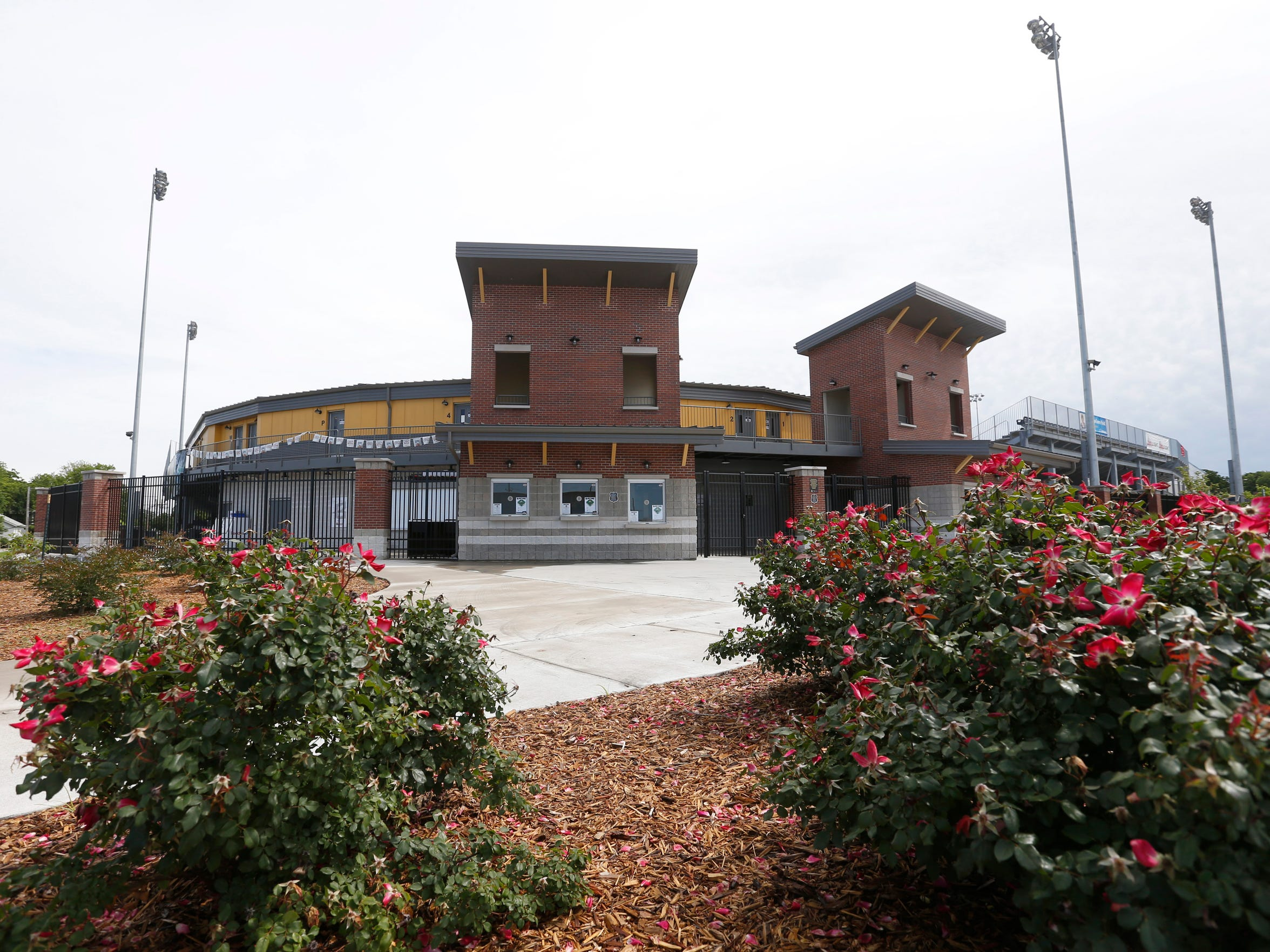 Wallace Bajjali proposed a new $55 million event venue and sports complex for Joplin. That didn't happen, but the city was able to renovate historic Joe Becker Stadium, which is now the home of the Joplin Blasters, an independent baseball team.