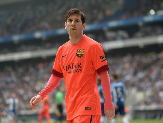 Lionel Messi says he is to become father for 2nd time