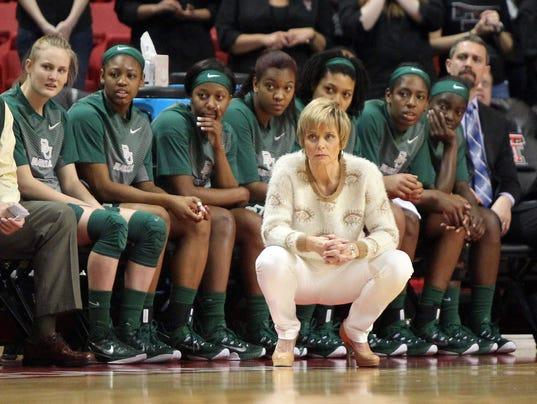 NCAA Womens Basketball: Baylor at Texas Tech