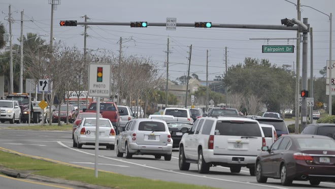 Molino soon will have a new traffic signal similar to this one on U.S. 98 in Gulf Breeze.