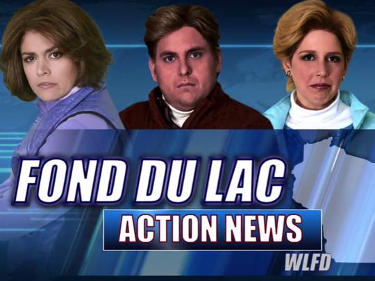 """SNL's latest skit, """"Fond Du Lac Action News,"""" parodies"""